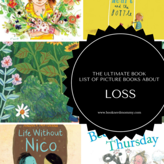 Picture Books About Loss for Children