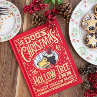 """Mr. Dog's Christmas at the Hollow Tree Inn"" and Mince Pies"