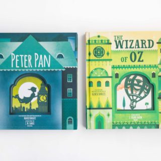 """""""Peter Pan"""" and """"The Wizard of Oz"""""""