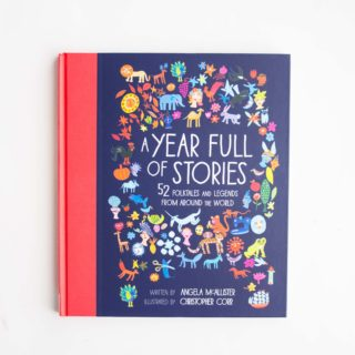 """""""A Year full of Stories"""""""