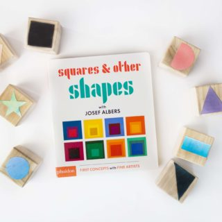 """""""Squares & Other Shapes"""" with DIY Stamps and Craft"""