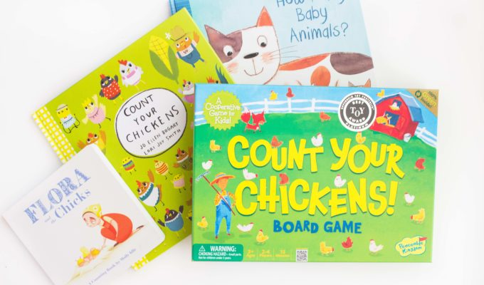 Chick Counting with Books and A Game