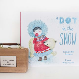 """A Dot in the Snow"" and ""Tiny Tales Arctic Adventure"""