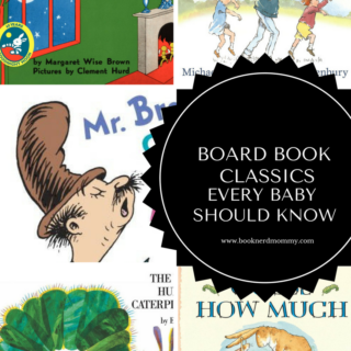 Board Book Classics Every Baby Should Know