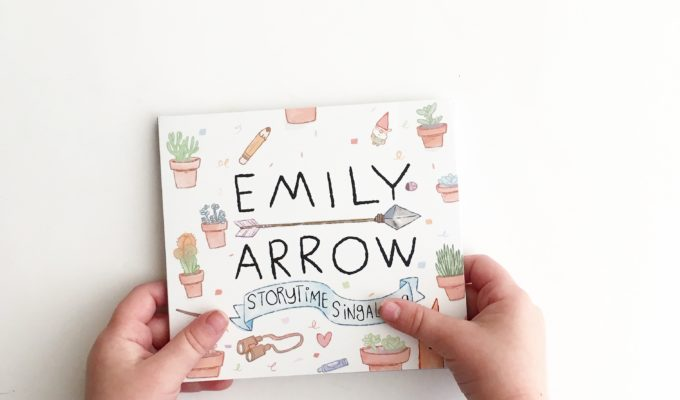 Emily Arrow Storytime Singalong Albums