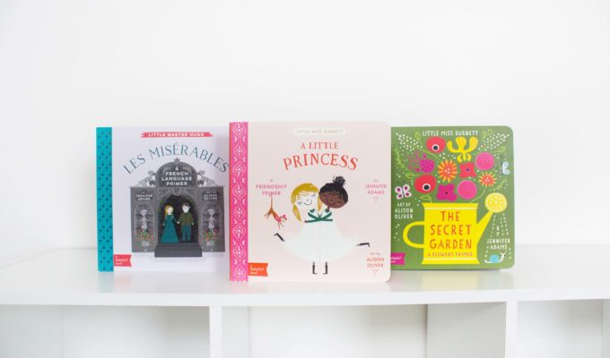 Baby Lit Board Books, Why We Love Them