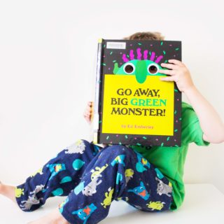 "Books to Help Conquer ""Monster Under the Bed"" Fears"