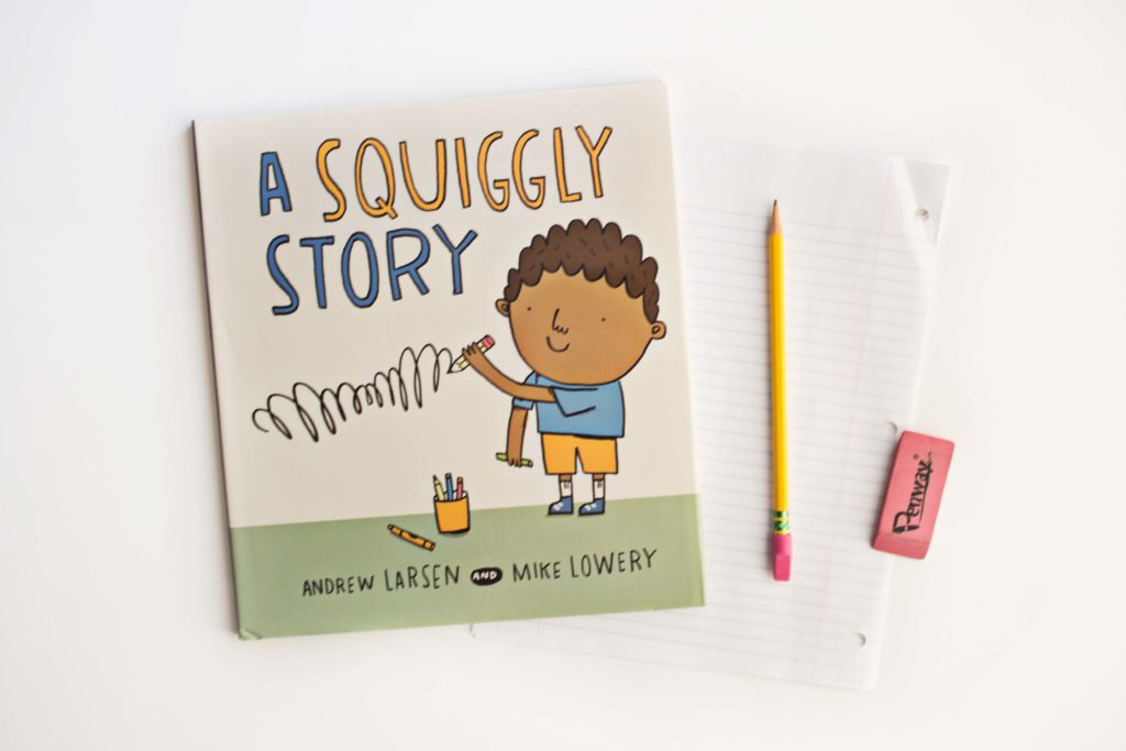 A Squiggly Story · Book Nerd Mommy
